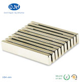 Sintered Permanent Magnetic Material Block Shaped NdFeB Magnet