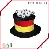 Funny Football Match Fans Hats Custom Your Own Party Hat