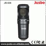 Jb-636 Beautiful Chorus Microphone Wired Dynamic Vocal Microphone Professional Mic
