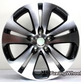 Aluminum Alloy Wheel Rims & Spoke PCD 114.3