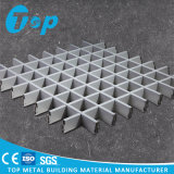 Aluminum Open Cell Ceiling for Indoor Suspended Ceiling Decoration
