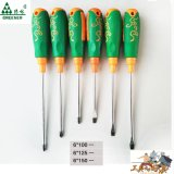 Lucky Cloud Handle Screwdriver Slottede Philips Magnetic China Factory