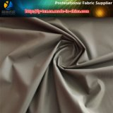 Polyester Fabric, Poly Twill Taffeta with PU Printing for Coat