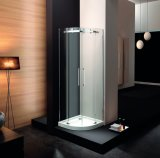 Quadrant Shower Enclosure with Two Sliding Door Panels