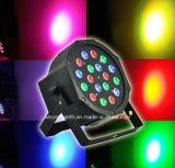 18X3 W LED Stage Light High Power RGB PAR Light