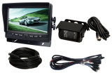 "7"" Rearview System with Removable Sunshade and Waterproof Camera"