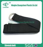 Wholesale High Quality Fitness Elastic Cotton Pilates Yoga Strap
