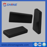 Strong Permanent Sintered Neodymium Trapezoidal Magnet with Epoxy Plated