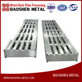 Customized Stainless Steel 304 Sheet Metal Frame Fabrication Machined Components