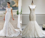 High Quality Fit & Flow Wedding Gown for Bride