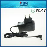 6V 1.8A Plug in Adapter UK/Us/EU Plug
