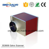 Analog CO2 Galvo Scanner Js3808 for Laser Fabric Cutting Machine