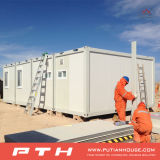 Prefabricated Luxury Standard Container House as Modular Building