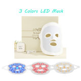 3 Colors Lights LED Facial Mask