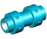 Basic Type Torque Limiter Coupling Universal Joint