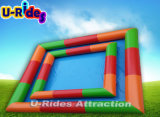Colorful Inflatable Swimming Pool for Water Park or Backyard
