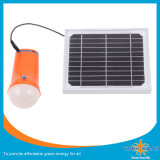Portable Solar Light with Mobile Charger
