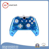 Double Vibration Wireless Transparent Flash Game Controller for Xboxone