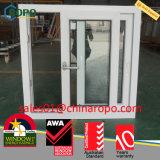 Energy Efficient Vinyl Double Glazed Glider Window and Door