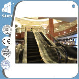 for Shopping Mall Using Speed 0.5m/S Vvvf Indoor Commercial Escalator