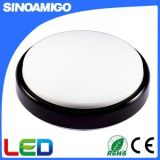 8W/12W IP54 Two Color Round LED Ceiling Lamp with Ce RoHS