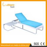 Outdoor Garden Patio Furniture Polywood Gradient Adjustable Aluminum Lying Bed Sun Beach Lounge Reclining Deck Chair