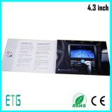 New TFT LCD Screen LCD Video Brochcure Card