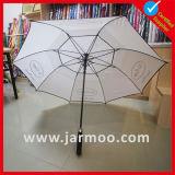 Advertising 32′ Inch 8k Fiberglass Double Layer Golf Umbrella