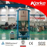 Plastic Silo with Mixing and Heating Performance