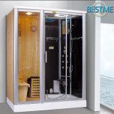 Sliding Glass Bathroom Steam Room Shower Room (BZ-5033)
