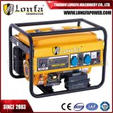 Portable Home Use Electric Start 15HP 6.5kVA 6.5kw Gasoline Generator