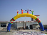 Inflatable Cartoon Arch for Celebration Inflatable Entrance Archway