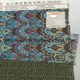 80%Nylon 20%Spandex 190 GSM Foil Print for Swimwear Material
