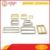 Various Shape Metal Gold Silver Black Slider Tri-Glide