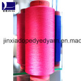 600d/144f Dope Dyed Polyester Filament Yarn DTY