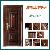 China Security Steel Door with Popular Design