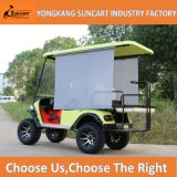 Wholesale 4 Person Electric Car, 2 Front Seater and 2 Back Seater Golf Cart