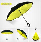 Handle Manual Reverse Umbrella Straight Cars