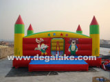 Inflatable Cartoon Bouncy Castle, Jumping Bouncer