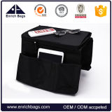 6 Pocket Sofa Armrest Organizer with Armrest Tray