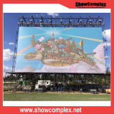 P6 Outdoor LED Wall for Show with High Brightness