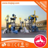 Amusement Park Equipment Windmill Series Outdoor Playground with Slide