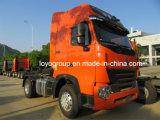 Sinotruk HOWO A7 Tractor Truck 4X2 Tractor Head Prime Mover