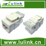 UTP CAT6 180 Degree Keystone Jack Modular