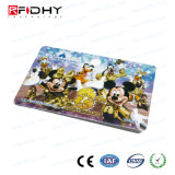 Ultralight C Photo or Full Color Printed Proximity RFID Card with Uid