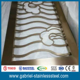 Hotel Home Decorative Stainless Steel Splatter Screen