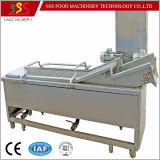 Promotion Automatic Continuous Press Chiken Snaks Chips Fryer