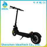 36V, 15.5ah Lithium Battery Foldable Electric 2 Wheel Balancing Scooter