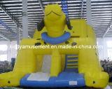 Top Beautiful Inflatable Bouncer Dog Slide for Amusement Park