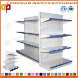Ce Certification Metal Supermarket Shelf Gondola Shelving Display Rack (Zhs34)